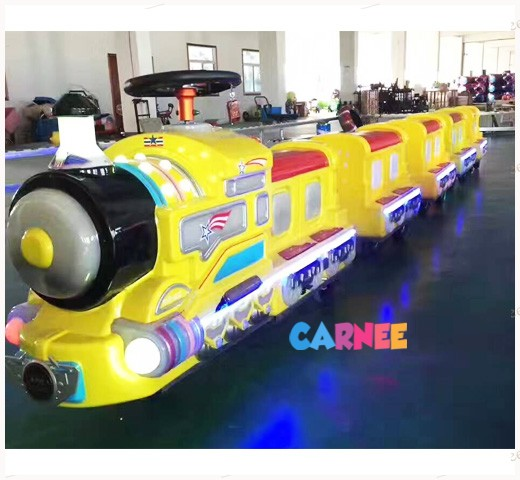 Kiddie Small Train 4