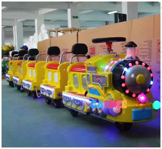 Kiddie Small Train 5