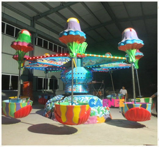 Happy jellyfish Ride