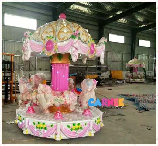 6 Seats Mini Carousel 2