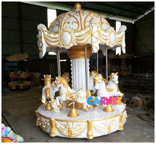 6 Seats Mini Carousel 5