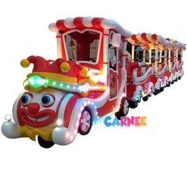 Christmas Train Ride For Kids