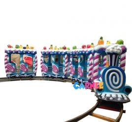 Candy Train Rides For Kids
