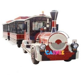 Park Trackless Train