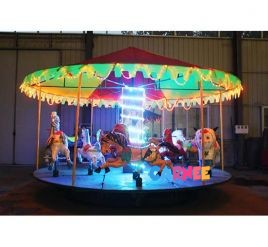 Portable Simple Carousel